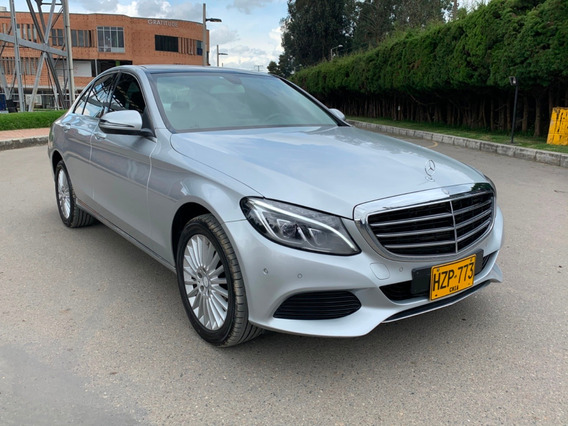 Mercedes C200 Exclusive 2016 Perfecto