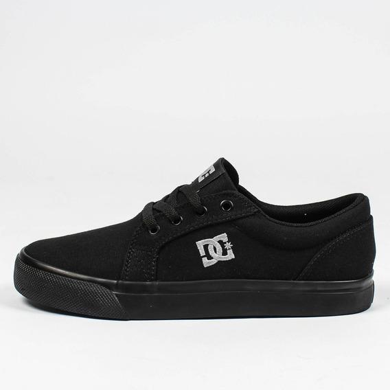 Tênis Masculino Dc Shoes Episo Black Original + Frete