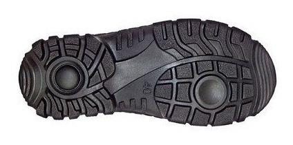 Sapato Vaqueta Bidensidade Com Cadarço E Biqueira Epi