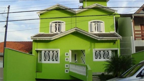 Excelente Casa Em Condomínio Para Venda Com 3 Dormitórios, Jandira, São Paulo. - 273-im398840