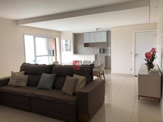Apartamento Com 2 Dormitórios À Venda, 104 M² Por R$ 670.000 - Jardim Urano - São José Do Rio Preto/sp - Ap2019