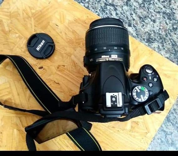 Câmera Nikon 5100