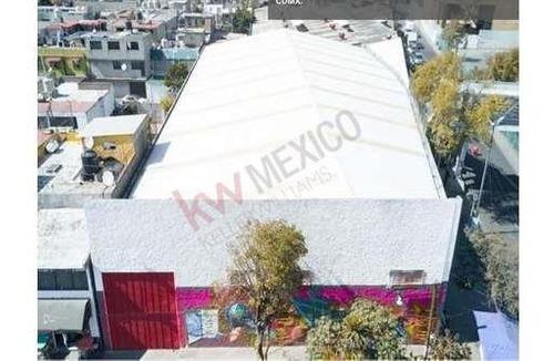 Se Renta Bodega Colonia Los Ángeles En Iztapalapa C.p. 09830 Uso De Suelo Industrial