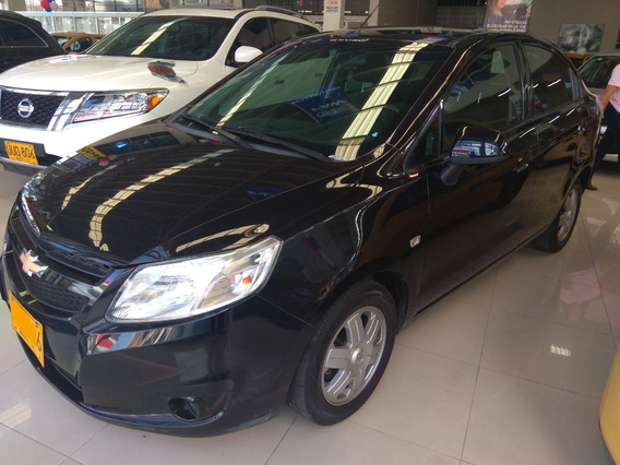Chevrolet Sail Full Equipo 2015