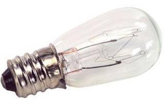 Lampara/foco Incandescente 6w, 130v, Base E12, 6s6