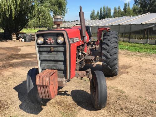 Tractor Massey Ferguson 265 - Perkins 65hp - Muy Buen Estado