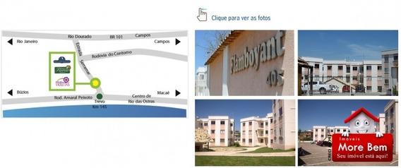 Apartamento 2 Quartos Em Rio Das Ostras - Ap2-179