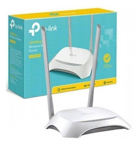 Imagem 1 de 1 de Router Tp Link