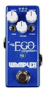 Wampler Mini Ego Compressor Pedal Compresor Usa