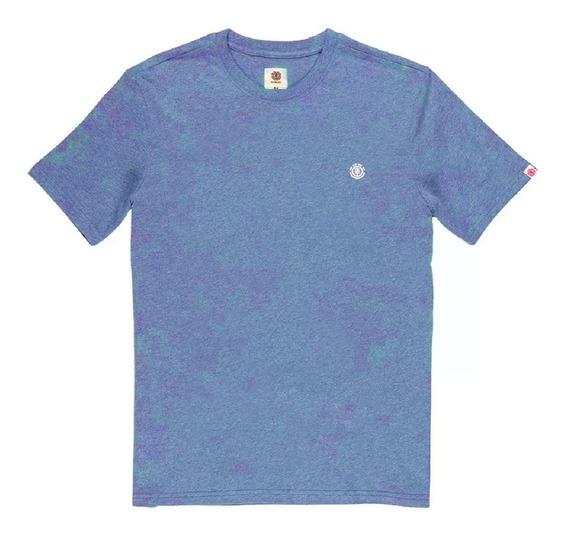 Remera Niños Element Basic Logo Tee Boys 23107000 Caz