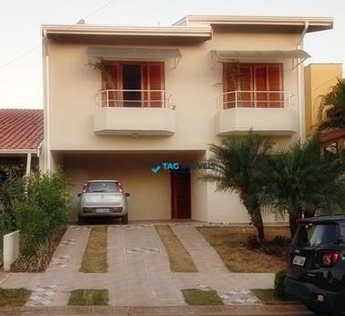 Casa Com 4 Dormitórios À Venda, 235 M² Por R$ 850.000,00 - Jardim Planalto - Paulínia/sp - Ca0869