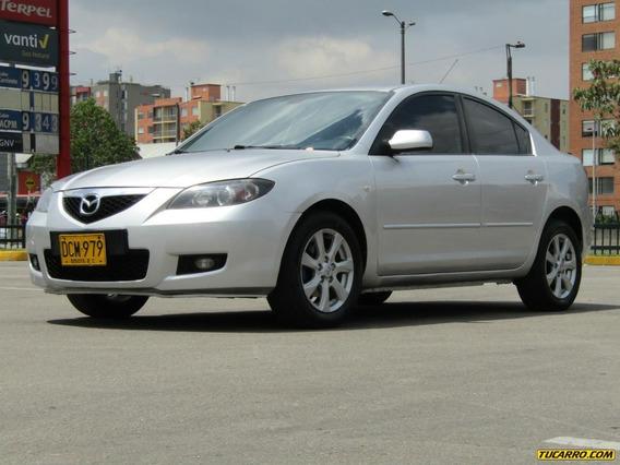 Mazda Mazda 3 All New Mt 1600cc Aa Ab Abs