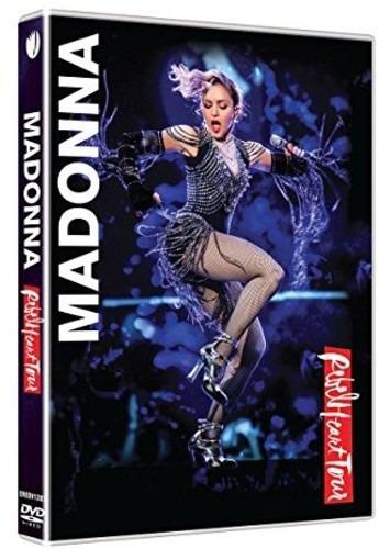 Madonna: Rebel Heart Tour Dvd Uk Imp