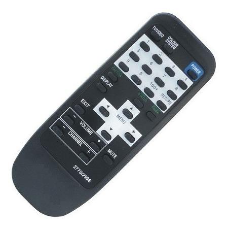 Controle Remoto Para Tv Gradiente Ht-m277s Ht-m299s Gt-2825