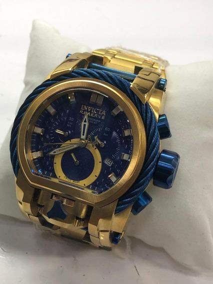Relógio Invicta Reserve Bolt Zeus Magnum