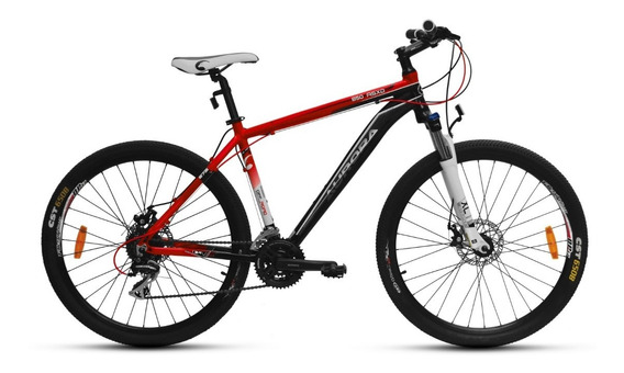 Bicicleta Mtb Aurora 850asxd R27,5 24v Acera *ahora 12/18*