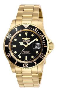 Relógio Invicta Pro Diver 26975 - 18k - 200mts - Original