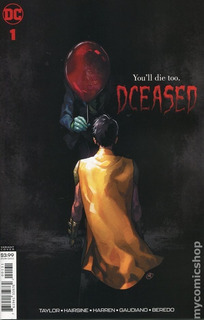 Dceased Issues #1-6 Miniserie Completa Tom Taylor