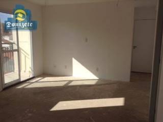 Apartamento Com 2 Dormitórios À Venda, 59 M² Por R$ 330.000,10 - Campestre - Santo André/sp - Ap7759