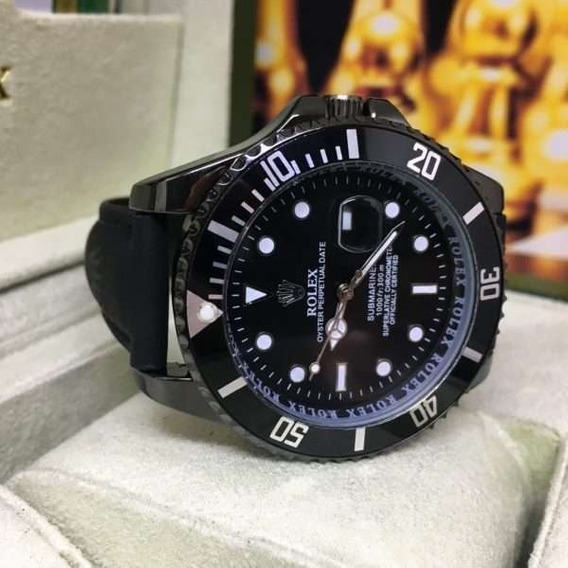 Relógio Rolex Submariner Primeira Linha Diamante