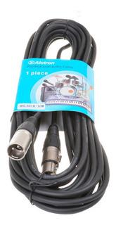 Cable Xlr Canon Alctron Microfono Condenser Dinamico Full