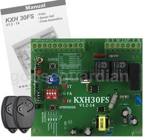 Placa Motor Rossi Dz Nano Atto Dz3 Dz4 Kxh30fs +2controles