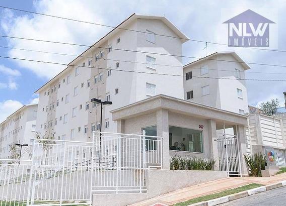 Apartamento Com 2 Dormitórios Para Alugar, 41 M² Por R$ 500,00/mês - Jardim Nélia - São Paulo/sp - Ap0847
