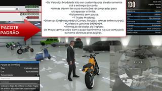 Gta Online - Upagem De Personagens Do Modo Online (xbox 360)