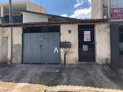 Casa Com 2 Dormitórios À Venda, 60 M² Por R$ 159.000,00 - Umbará - Curitiba/pr - Ca0239
