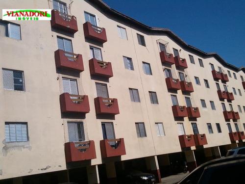 Imagem 1 de 17 de Apartamento Dois Quartos Residencial Para Venda, Parque Renato Maia, Guarulhos. - Ap0533