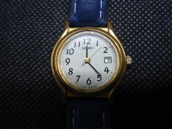 Relógio Seiko Feminino Estar Parado