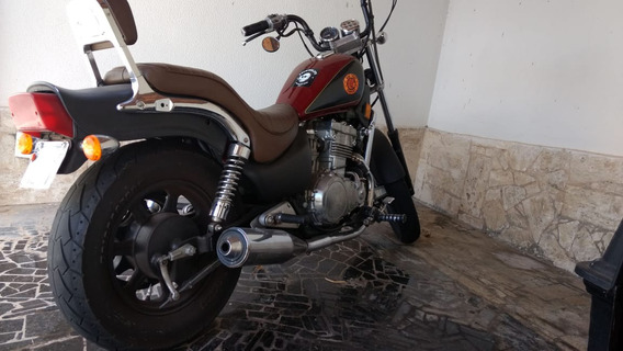 Kawasaki Vulcan 500cc Segundo Dono