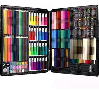 258 Piecs Inspiration Set De Arte Para Dibujar Y Dibujar Lap