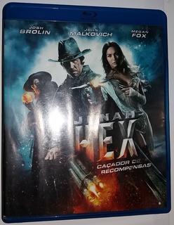 Jonah Hex - O Caçador De Recompensas - Blu-ray Original