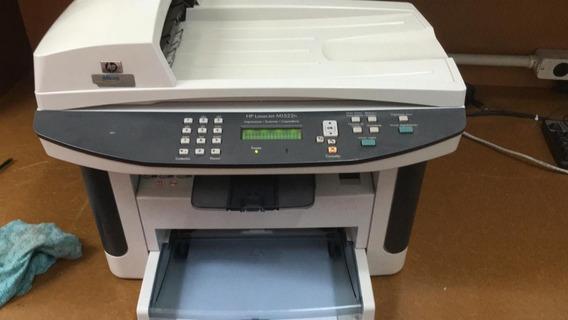 Impressora Multifuncional Hp Laserjet M 1522nf
