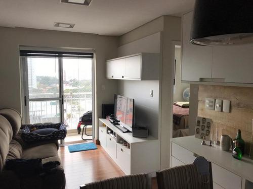Apartamento Em Jardim Augusta, São José Dos Campos/sp De 53m² 2 Quartos À Venda Por R$ 375.000,00 - Ap750396