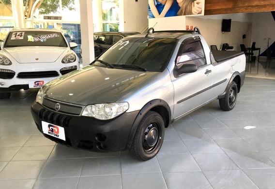 Fiat Strada 1.8 Mpi Trekking Cs 8v Flex Manual 2 Portas
