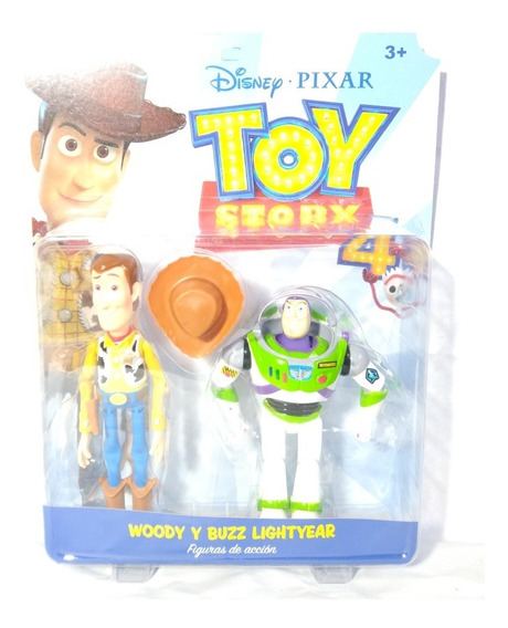 Toy Story 4 Woody Y Buzz Lightyear Disney Pixar Disney Pixar