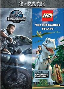 Dvd Jurassic World / Lego: Jurassic World