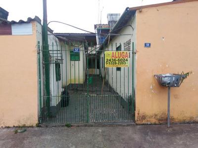 Casa Residencial Para Locação, Jardim Álamo, Guarulhos. - Ca