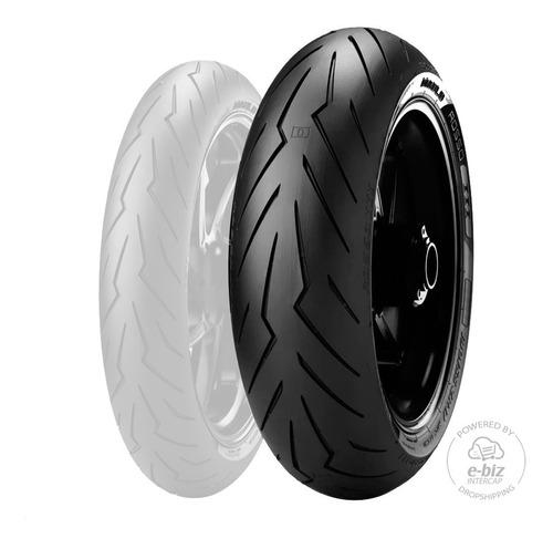 Cubierta Pirelli 190 55 17 75w Diablo Rosso 3 Gi