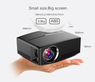 Cine Casa Smart Proyector Android Wifi 1800lum Envio 24 Hrs