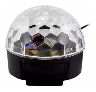 Magicball Esfera De Led Multiples Efectos Oferta !