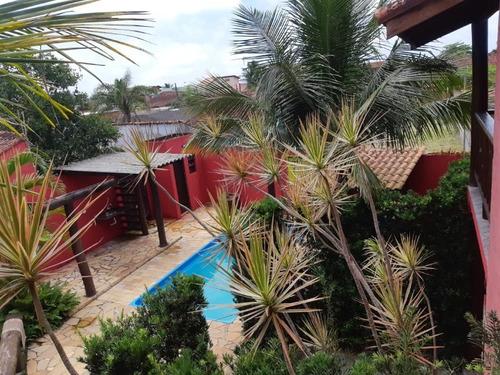 Imagem 1 de 28 de Casa Em Condominio Fechado - 5037 - 68129351
