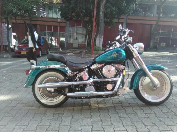 Harley Davidson Fat Boy - Fat Boy Harley Davidson