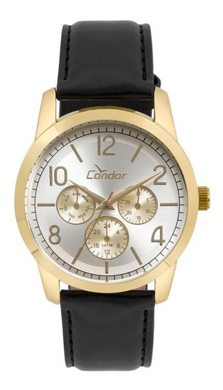 Relógio Condor Feminino Ref: Co6p29il/2k Multifunção Dourado