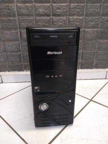 Cpu Multilaser Amd Atlhon Ii X2 255 + 4 Gb Ram + Hd 500 Gb