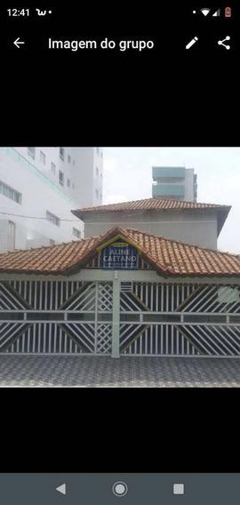 Linda Casa De Condomínio 2 Dorms. - Aviação!!! - Vac441