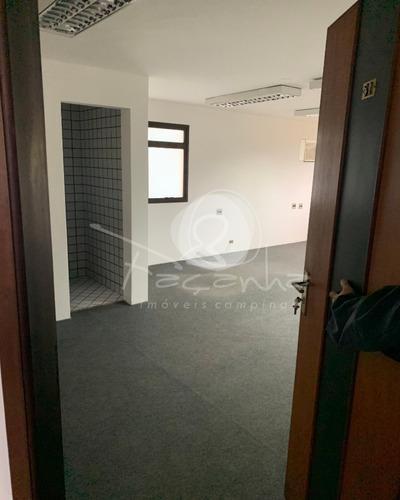 Imagem 1 de 19 de Sala Comercial Para Venda Vila Itapura Em Campinas - Imobiliária Em Campinas - Sa00254 - 69499277
