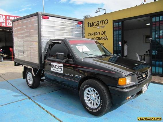 Chevrolet Luv Tfr Furgon